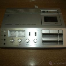 Radios antiguas: CASETE PROFESIONAL CON CONTROL DE POTENCIA VER FOTOS. Lote 48829758