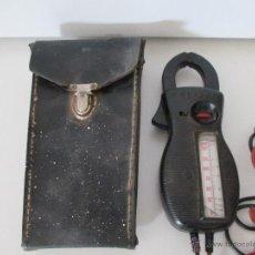 Radios antiguas: PINZA DE MEDIDA AMPROBE. Lote 49351576