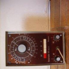 Radios antiguas: GERERADOR DE FRECUENCIAS. Lote 50668477