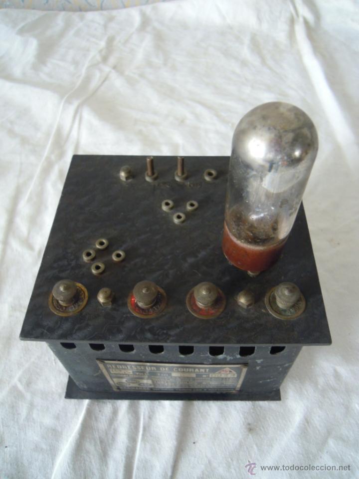Radios antiguas: RECTIFICADOR DE CORRIENTE LAMPARAS PHILIPS REDRESSEUR DE CAURANT - Foto 2 - 51060902