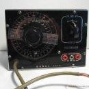 Radios antiguas: GENERADOR DE RADIO FRECUENCIA RF A VALVULAS EURAL... SANNA. Lote 52131063