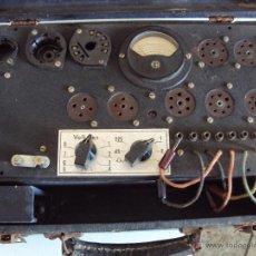 Radios antiguas: ANTIQUSIMO COMPROBADOR DE VALVULAS ULTIMA OFERTA. Lote 54140995
