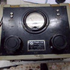 Radios antiguas: VOLTIMETRO ?. Lote 54369688