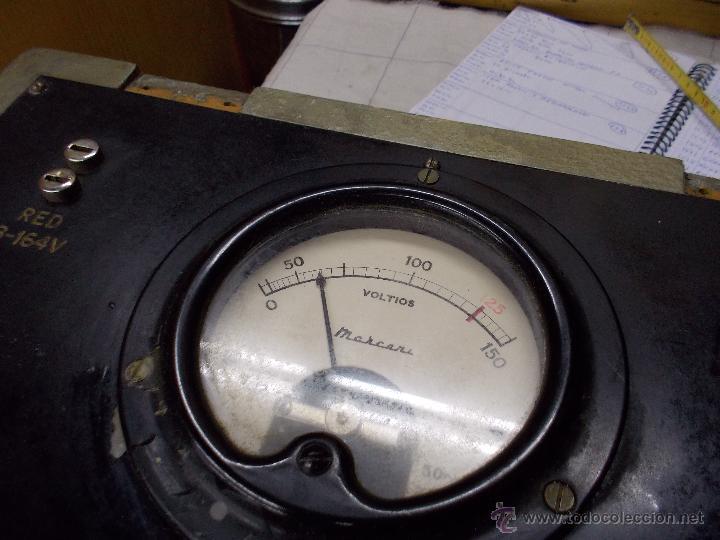 Radios antiguas: Voltimetro ? - Foto 2 - 54369688