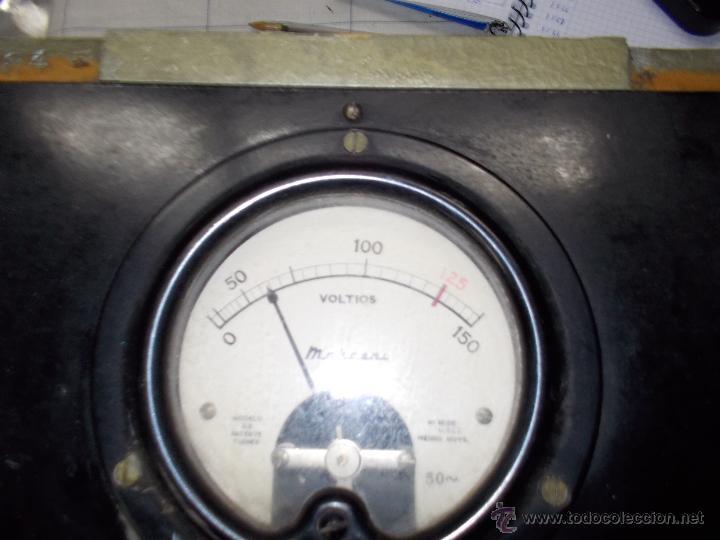 Radios antiguas: Voltimetro ? - Foto 3 - 54369688