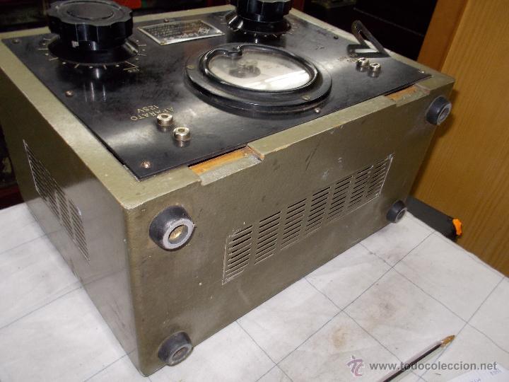 Radios antiguas: Voltimetro ? - Foto 8 - 54369688