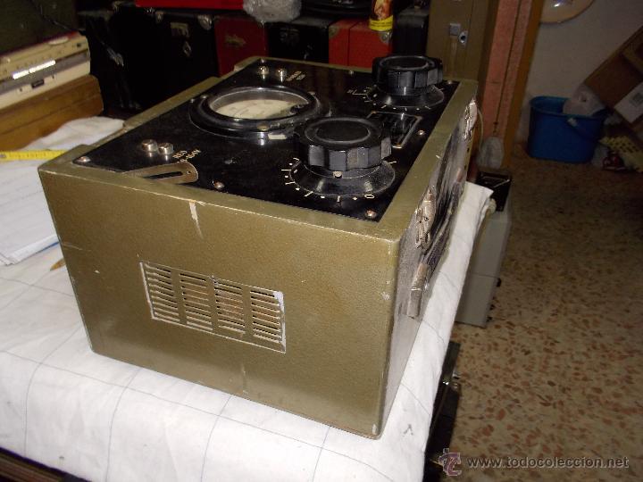 Radios antiguas: Voltimetro ? - Foto 9 - 54369688
