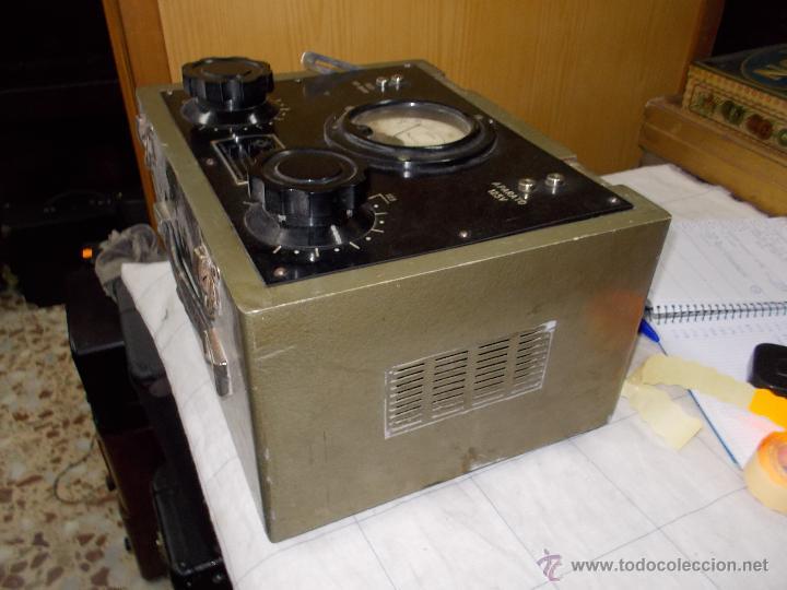 Radios antiguas: Voltimetro ? - Foto 10 - 54369688