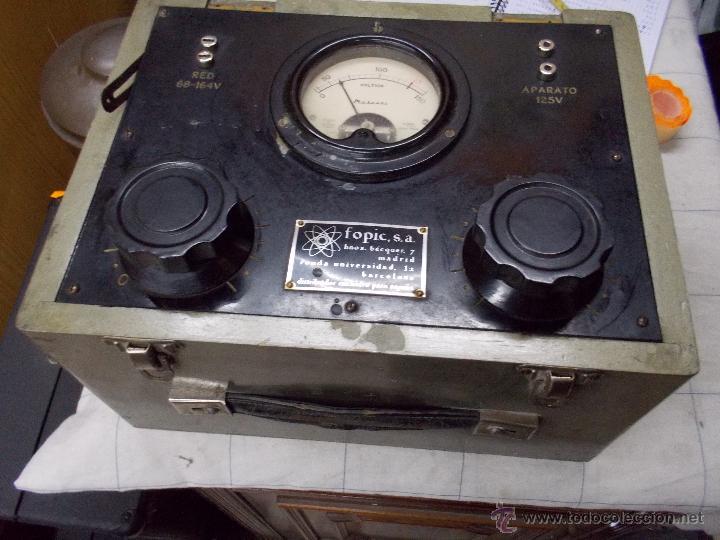 Radios antiguas: Voltimetro ? - Foto 12 - 54369688