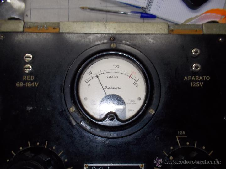 Radios antiguas: Voltimetro ? - Foto 13 - 54369688