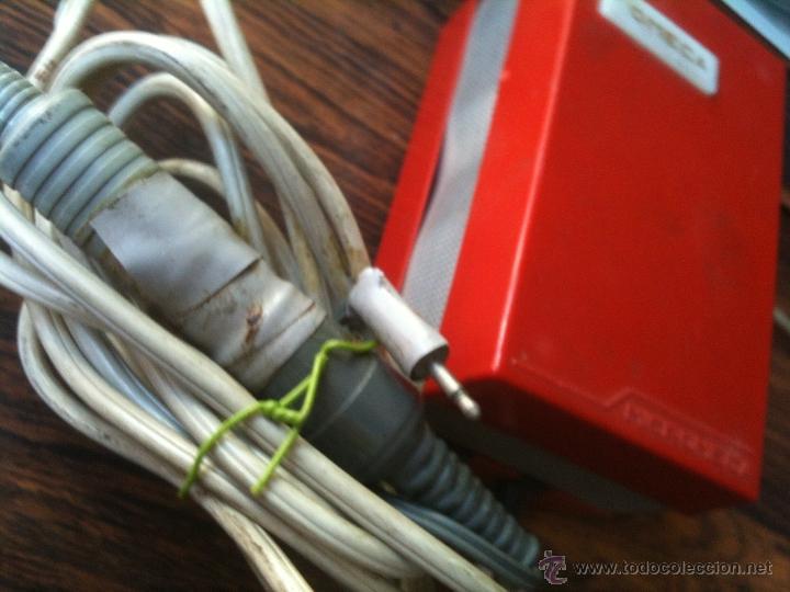 Radios antiguas: MICROMEC RECTIFICADOR MODELO R-250-FABRICADO POR OMECA - Foto 5 - 54989165
