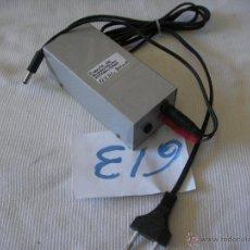 Radios antiguas: FUENTE DE ALIMENTACION ESTABILIZADA . Lote 55066597