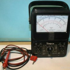 Radios antiguas: TESTER SIMPSON. Lote 56656060