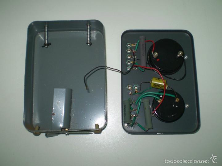 Radios antiguas: ANTIGUO TEXTER ELECTRO POLIMETRO DEL CURSO DE RADIO MAYMO. - Foto 7 - 56831941