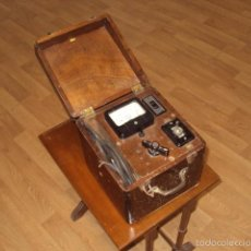 Radios antiguas: ELEVADOR REDUCTOR TENSIÓN . Lote 57720165