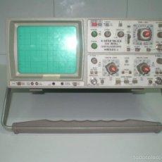 Radios antiguas: ESTUPENDO OSCILOSCOPIO HAMEG HM-303-3 DE 30MHZ ¡¡¡FUNCIONA!!!!.. Lote 61163311