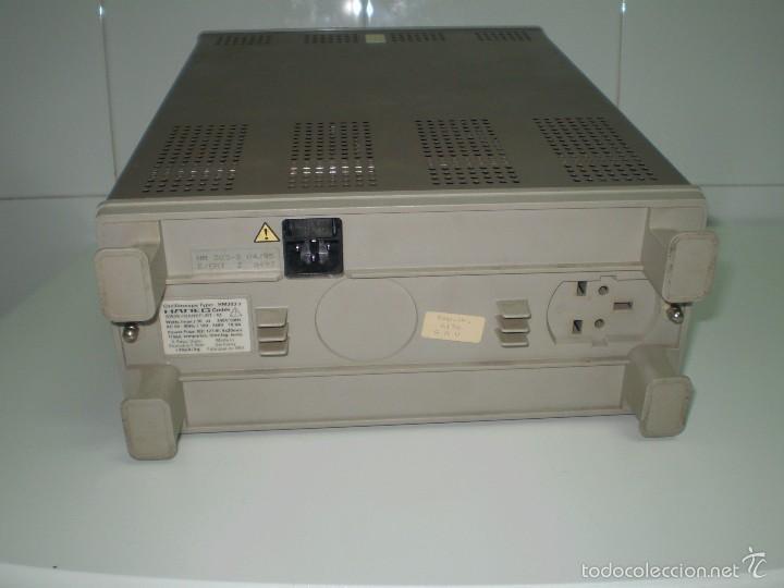 Radios antiguas: ESTUPENDO OSCILOSCOPIO HAMEG HM-303-3 DE 30MHz ¡¡¡FUNCIONA!!!!. - Foto 5 - 61163311
