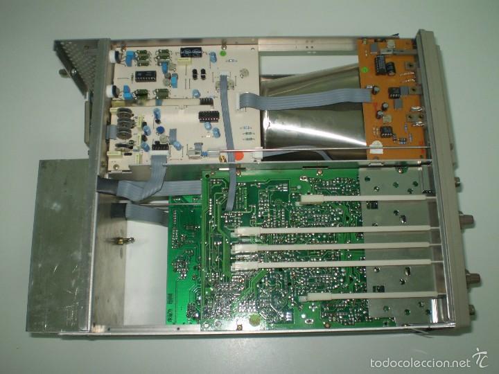 Radios antiguas: ESTUPENDO OSCILOSCOPIO HAMEG HM-303-3 DE 30MHz ¡¡¡FUNCIONA!!!!. - Foto 7 - 61163311