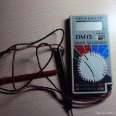 Radios antiguas: TESTER. Lote 61273967