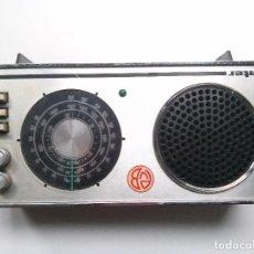 Radios antiguas: RADIO INTER NO FUNCIONA. Lote 62926632