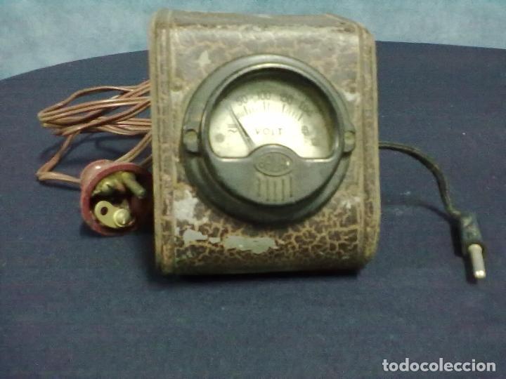 VOLTIMETRO BALAY (Radios - Aparatos de Reparación y Comprobación de Radios)