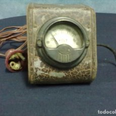 Radios antiguas: VOLTIMETRO BALAY. Lote 64007767