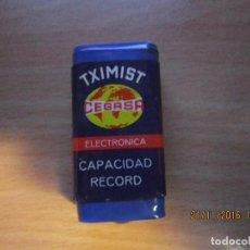 Rádios antigos: ANTIGUA PILA DE 22,5V UTILIZADA EN TESTERS DURANTE LA DECADA DE LOS 70. Lote 67119725