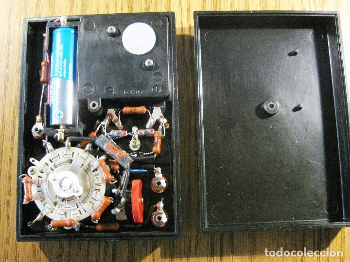 Radios antiguas: TESTER AFHA KIT R-03 POLIMETRO CURSO DE ELECTROTECNIA RADIO Y TV - Foto 5 - 146192802
