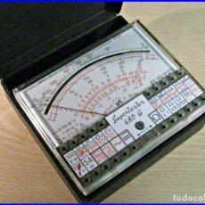 Radios antiguas: SUPERTESTER ICE 680 G TESTER MILANO ITALY 1010643. Lote 71065477