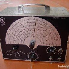 Radios antiguas: GENERADOR DE RADIO RF Y AF, CIT K24 GS1.....SANNA. Lote 118908248