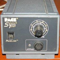 Radios antiguas: APARATO DE SOLDADURA MARCA PACE.. Lote 79064825
