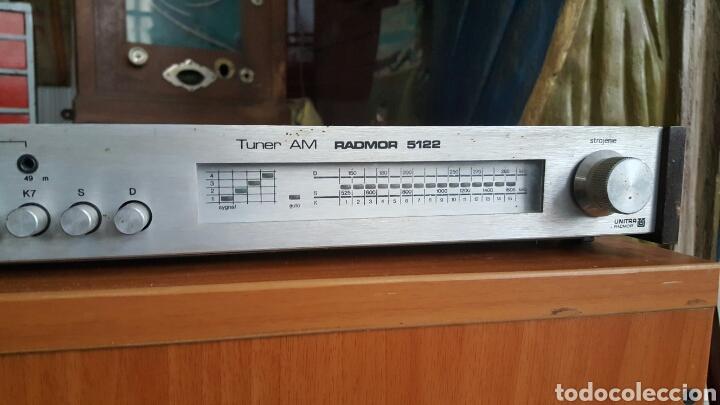 Radios antiguas: Tuner am radmor 5122. Sin comprobar - Foto 3 - 80633695
