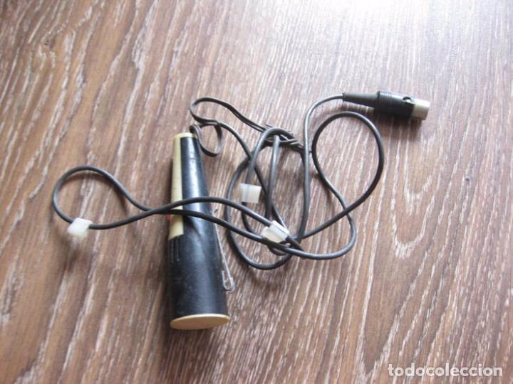 Radios antiguas: MICRÓFONO DE SOBREMESA DE FABRICACIÓN SOVIÉTICA MARCA OKTAVA MD-1975A .URSS - Foto 5 - 84654843