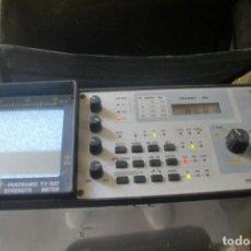 Radios antiguas: SINTONIZADOR PROGRAMADOR ANTENAS PARABOLICAS UNAOHM PROFESIONAL.FUNCIONA .FOTOS Y DESCRIPCION. Lote 85328636