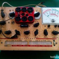 Rádios antigos: COMPROBADOR DE VALVULAS DE RADIO Y AUDIO HICKOK 6000...SANNA. Lote 88952788