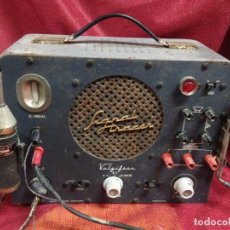 Radios antiguas: APARATO SIGNAL TRACER VALGIFSON. Lote 95089635