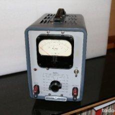 Radios antiguas: HP-400D VOLTIMETRO A VALVULAS - PARA REPARACION O REUTILIZADION DE PIEZAS Y COMPONENTES. Lote 95393511