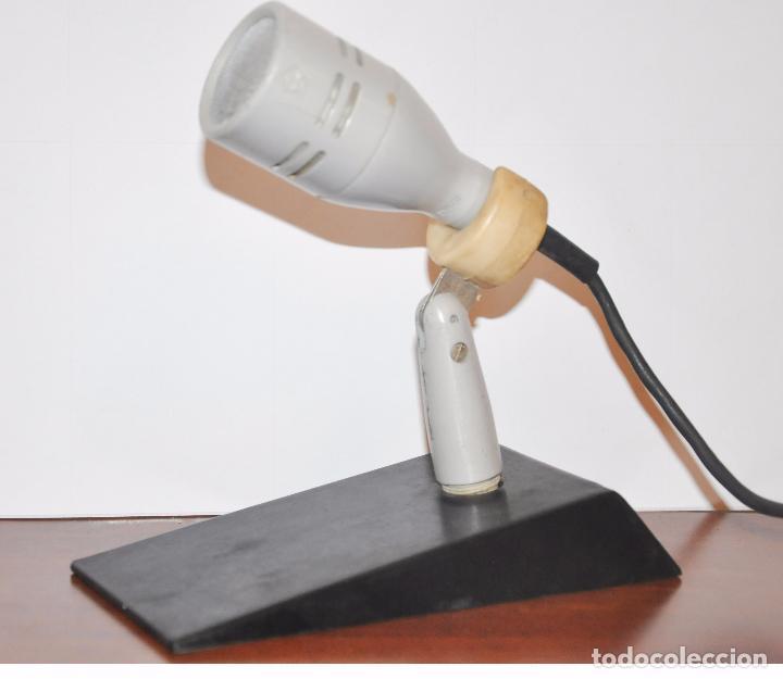 Radios antiguas: MICRÓFONO DE SOBREMESA DE FABRICACIÓN SOVIÉTICA MARCA OKTAVA 1979a CON SU CAJA ORIGINAL.URSS - Foto 7 - 96035060