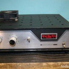 Radios Anciennes: SINTETIZADOR. Lote 96465175