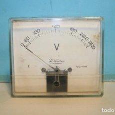 Radios antiguas: VOLTIMETRO. Lote 96530499