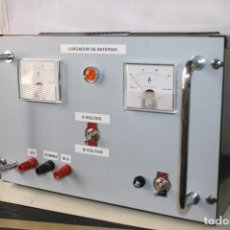 Radios antiguas: CARGADOR DE BATERIAS. Lote 96550603