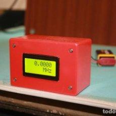 Radios antiguas: FRECUENCIMETRO DIGITAL. Lote 96770747
