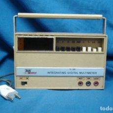 Radios antiguas: ANTIGUO TESTER, MULTIMETER TEK ELEC MDLO. TE 360. Lote 97637547