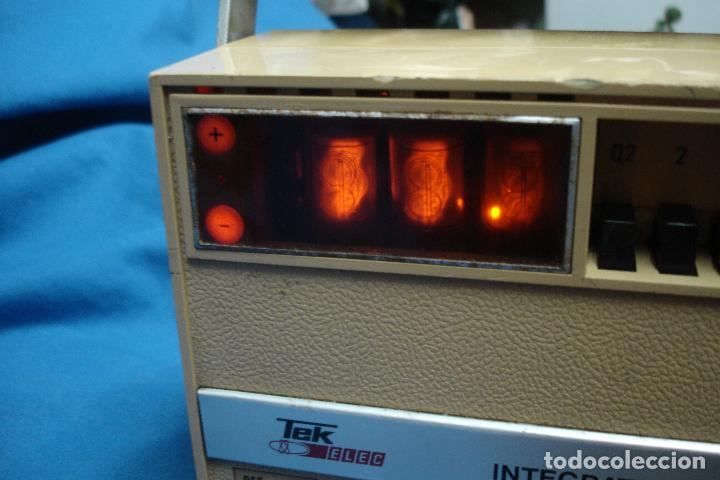 Radios antiguas: TESTER, MULTIMETER TEK ELEC MDLO. TE 360 - Foto 5 - 97637547