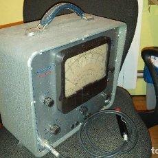 Radios antiguas: TESTER A VALVULAS PRECISION APPARATUS COMPANY MODEL 98. Lote 103433859