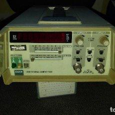 Radios antiguas: FRECUENCIMETRO FLUKE 7250A (1 DE 2). Lote 103492971