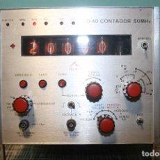 Radios antiguas: FRECUENCIMETRO PROMAX. Lote 103525887