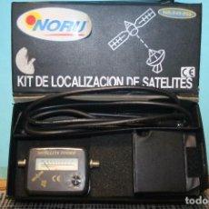 Radios antiguas: KIT LOCALIZACION SATELITES. Lote 103526019