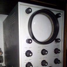 Radios antiguas: OSCILOSCOPIO CEMTYS ,MOD 7252-B. Lote 105596883