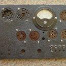 Radios antiguas: COMPROBADOR VALVULAS RADIO MAYMO. PARA RECONSTRUIR.....SANNA. Lote 107106572
